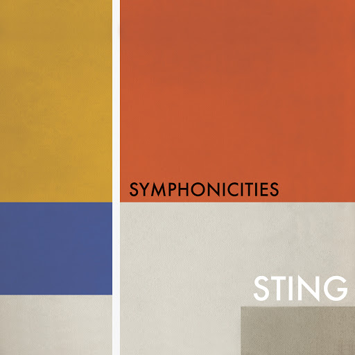 Sting альбом Symphonicities (Bonus Track Version)
