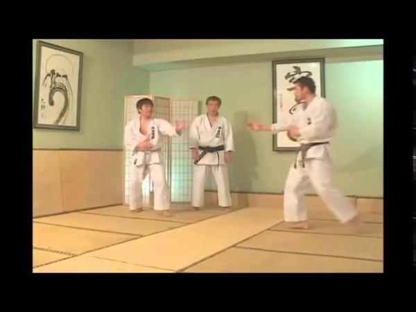 Jiyu Ippon Kumite