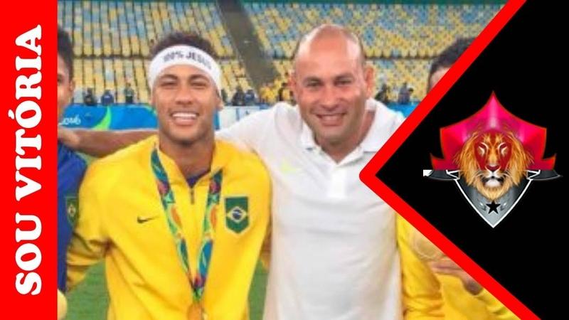Vitória contrata ex-preparador de goleiros do Flamengo e medalha de ouro com Seleção Olímpica