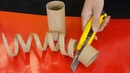 10 Awesome Life Hacks with Toilet Paper Rolls