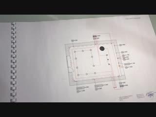 """Проект гостиной , пакет услуг """"L"""""""