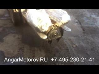 Двигатель Тойота Ленд Крузер Секвоя Тундра Лексус 4.72UZ-FE 2UZFE Отправлен со склада в Краснодар