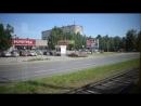 Трамвай Tatra T3SU 1159 Покатушки по Барнаулу 1
