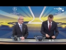 Champions League draw was 'FIXED' Two huge clues that have convinced fans of foul play