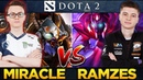 Miracle Tinker (Rank 13) vs RAMZES666 Spectre (Rank 4) - Unfair Counterpick Dota 2
