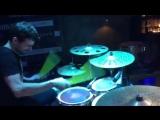 АЛЕКСАНДР НИКИТЕНКО (WHITE DYNAMITE) г. МОСКВА (DRUM SOLO) GUTHRIE GOVAN - PROWLING BLUES