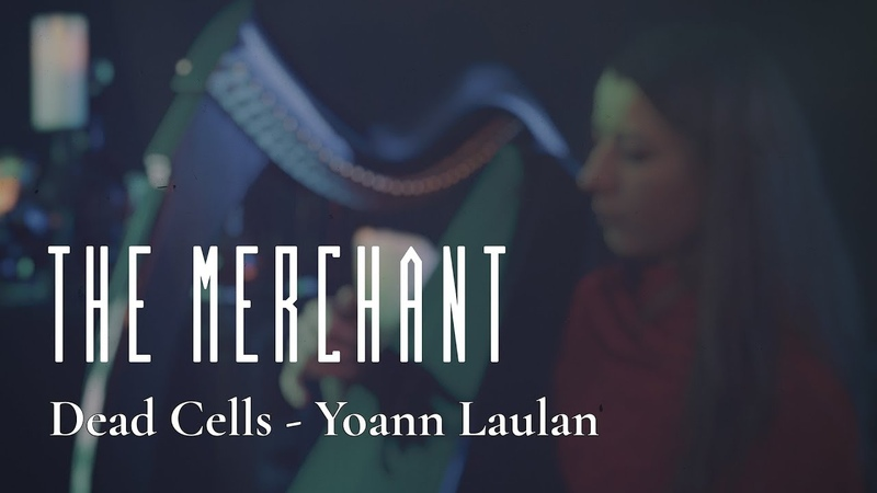 The Merchant (from Dead Cells) Amy Turk, harps