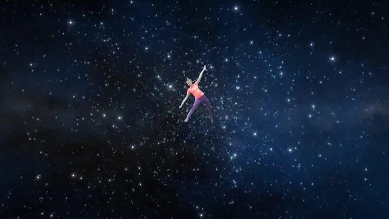 Летающая Настя D