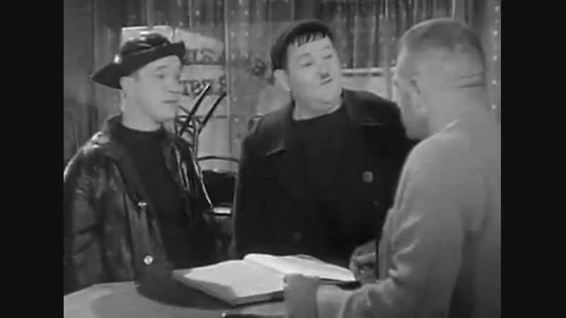 O Gordo e o Magro - Uma Luta Sem Igual - 1932