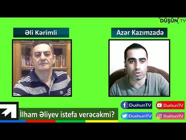 Əli Kərimli son proseslərlə bağlı Düşün TV-in suallarını cavablandırdı