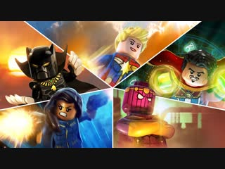 LEGO Marvels Avengers|Лего Марвел Мстители Часть IV