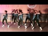 Dancehall Female choreo by Marina PAPRIKA