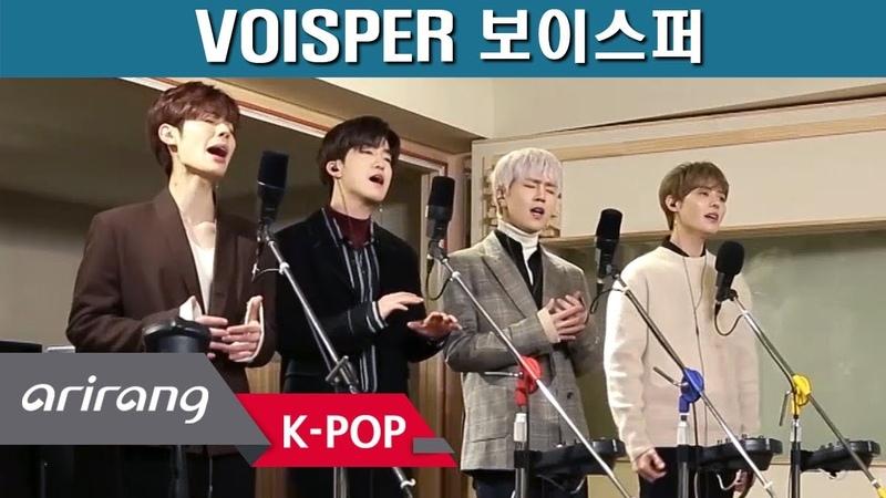 [Pops in Seoul] LIVE ATTACK with VOISPER(보이스퍼)! Goodbye to Goodbye Ordinary Words(세상에서 가장 흔한 말)