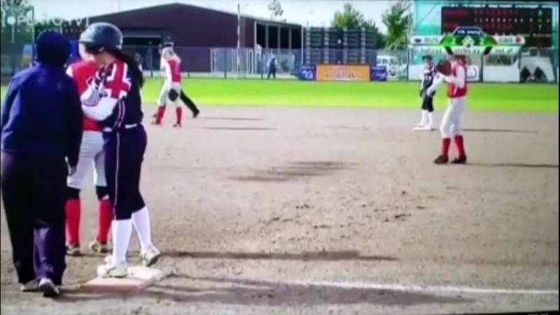 Super 6 Softball Highlights