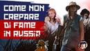 Corso di Russo con Tanyusha: Lezione 8 - Come NON Crepare di Fame in Russia - Leggere il Menù