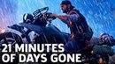 Days Gone Has Desperate Survivors - Gameplay