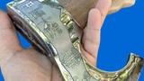 Сувенир из старого топора  Homemade axe