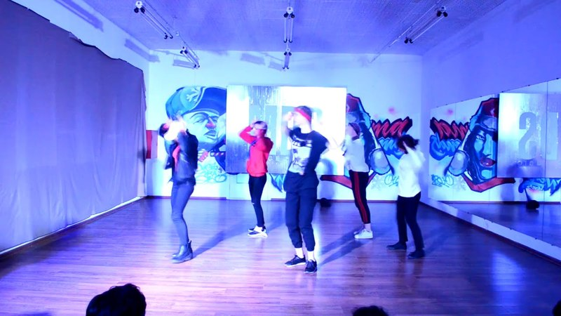 """NCT U (엔시티 유) – """"THE 7TH SENSE"""" (일곱 번째 감각) DANCE COVER BY G.O.D"""