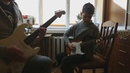 Hallowed Be Thy Name - Home Instrumental Version With Young Guitar Student
