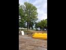 Вейкбординг на базе отдыха Волынь