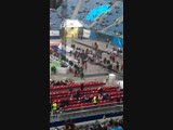 Мумий Тролль перед матчем Газпром Арена!