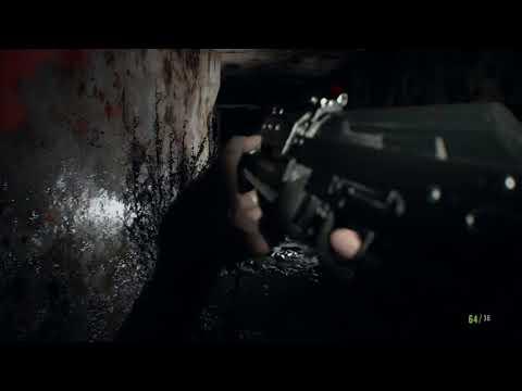 Resident Evil 7 Biohazard отыскать итана в подвали убить босса эвелина ей в калоть укол пройти подзе