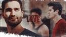 Stiles/Derek • love lockdown [HBD VIKA]