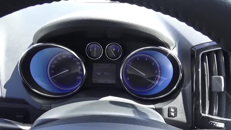 2014 Чери А19. Обзор (интерьер, экстерьер, двигатель)