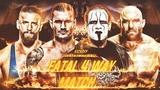 Randy Orton vs Ryback vs Sting vs Curt Hawkins