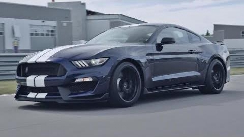 2019 Ford Shelby GT350 - Wild Car! 526 HP