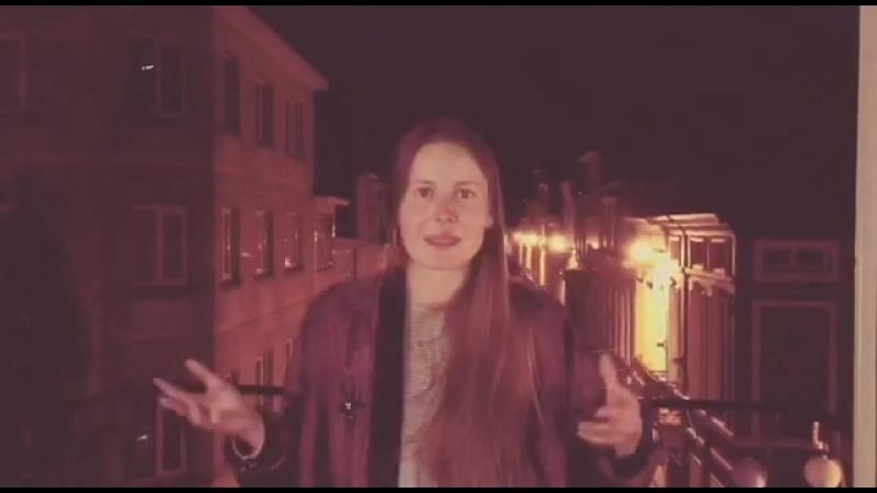 Анастасия Лоншакова / Dance Film / Видеоприглашение