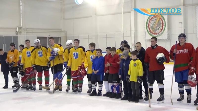 Команда СШ №4 – лучшая в районном этапе соревнований по хоккею «Золотая шайба»