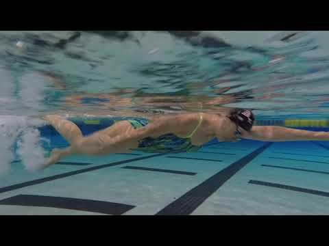How to Keep Your Legs Fom Sinking in Freestyle