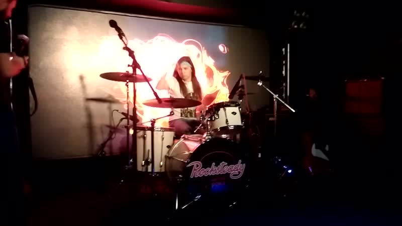 Руки Вверх Алёшка live drumcover by Ilya Zhukov