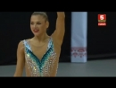 Александра Солдатова - лента многоборье World Challenge Cup 2018, Минск