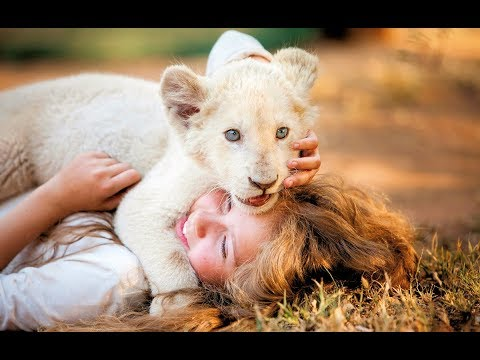 Девочка Миа и белый лев — Русский трейлер (2019)