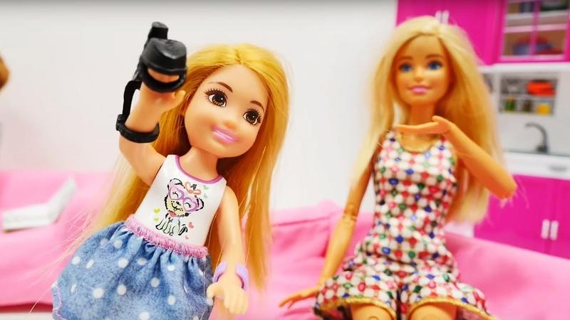 Барби потеряла туфлю - Мультики с куклами Барби
