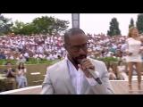 LayZee aka. Mr. President - Coco Jamboo (ZDF-Fernsehgarten - 2017-08-27)