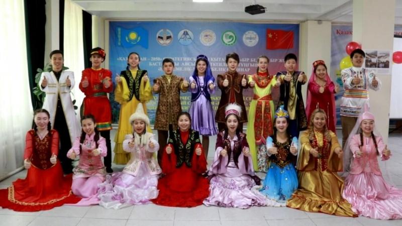 Международный казахско китайский языковой колледж поддерживает ШОС