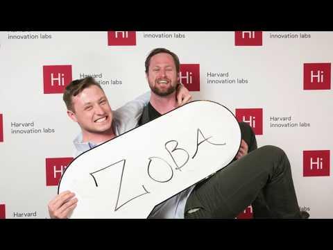 Harvard Innovation Labs Venture Story Zoba