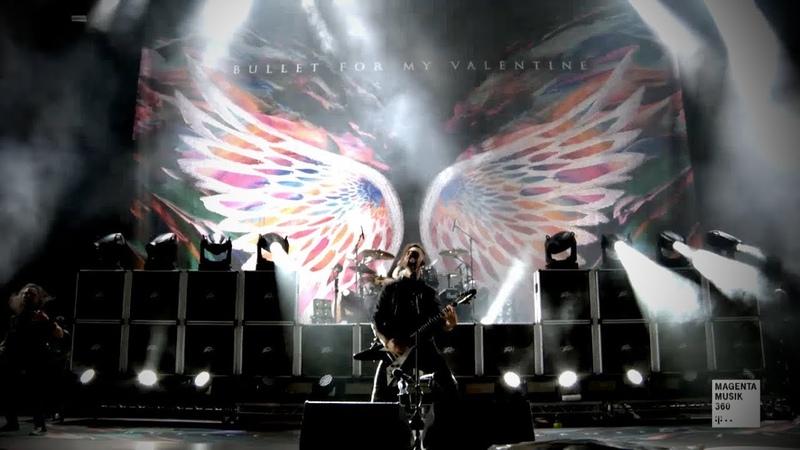 Bullet For My Valentine [Live - Full Concert] [Rock am Ring] (2018) [HQ SoundRendering]