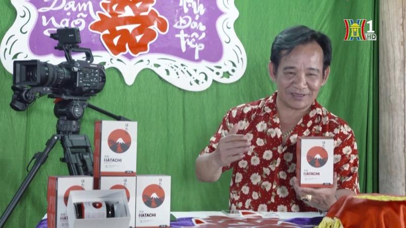 NS Quang Tèo chia sẻ sau khi sử dụng sản phẩm Hatachi - Chữa Rụng Tóc, Tóc Bạc Sớm | Thuốc Tốt Asia