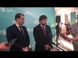Заместитель министра энергетики РФ Павел Сорокин на ВЭФ 2018 об участии в конкурсе Лидеры России: