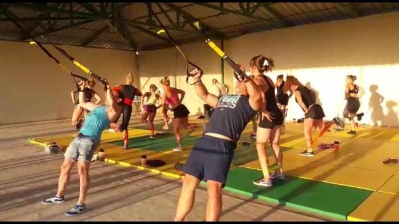 Тренировка со Стасом Линдовером