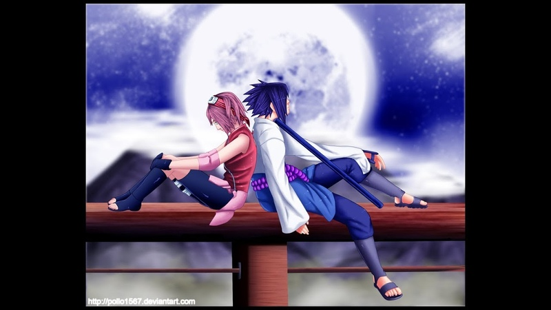 Sasuke and Sakura [AMV] A Thousand Years