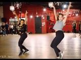 Maddie Ziegler &amp Charlize - New Dance 10042018 - Choreographed by BLAKE MCGRATH