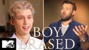 Joel Edgerton On Troye Sivan Revelation | Boy Erased | MTV Movies