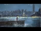 Художник, рисующий дождь Джефф Роуленд (Jeff Rowland),Музыка Сергей Грищук