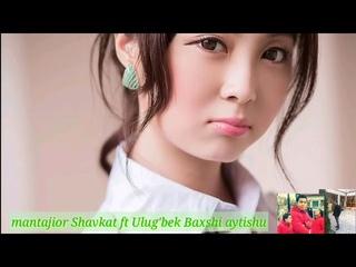 Mantajior Shavkat ft Ulug'bek Baxshi aytishu ( HD version )