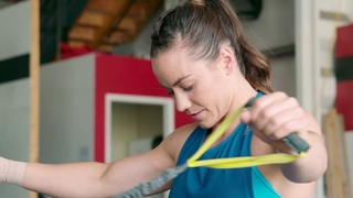 Camille Leblanc-Bazinet Shares How She Recovers from Intense Workouts | Reebok